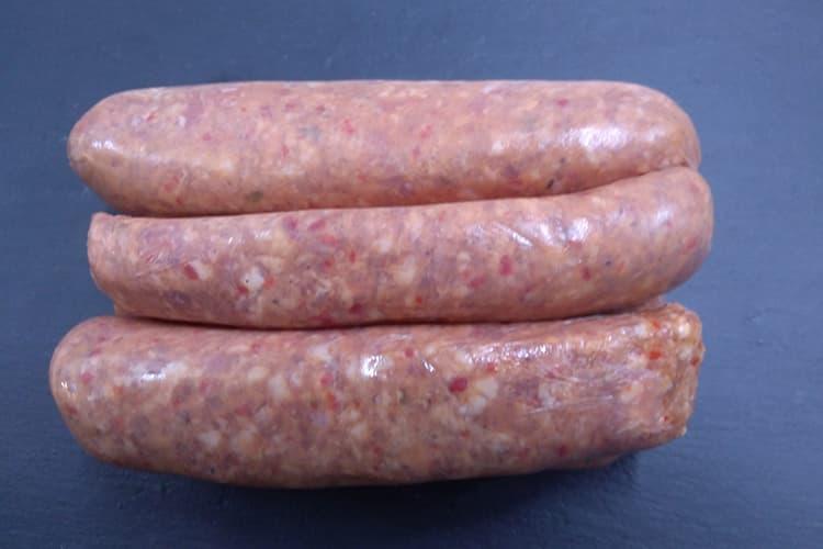 Moroccan Sausage