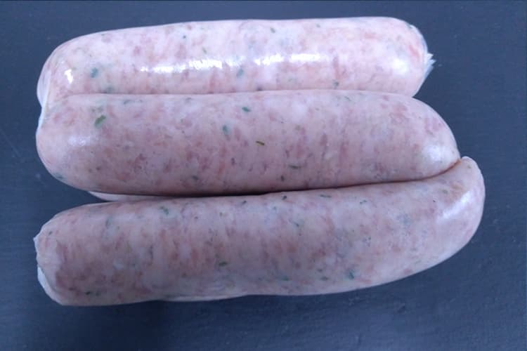 Pork and Leek Sausage