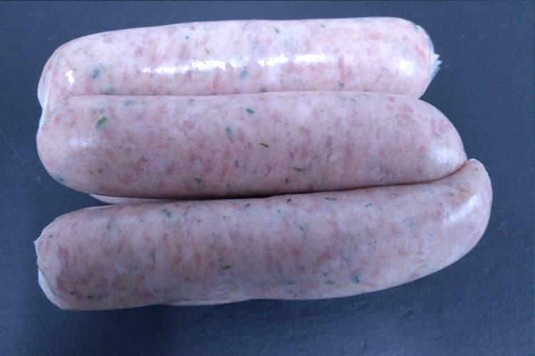 Pork and Leek Sausage