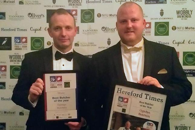 Ogleby Butchers Award